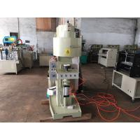 Quality Industrial 2.2KW Oil Filter Making Machine / Seaming Machines Customized for sale