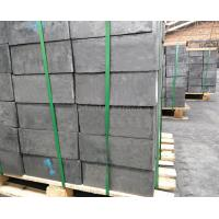 Buy cheap Supplier of Die Pressed Artificial Graphite Block with High Density High Purity from wholesalers
