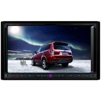 Buy cheap 7.0 inch double din with touch screen car dvd from wholesalers