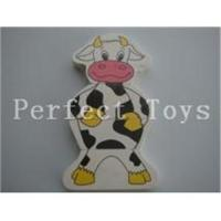 Buy cheap Milch cow puzzle /wooden Puzzle /wooden Toys from wholesalers