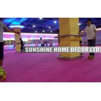 Wholesale Colorful Flat Plastic Interlocking Gym Flooring With Multi Purpose from china suppliers