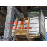 Wholesale 20ft PP woven dry bulk container liner for sugar for Coca cola company from china suppliers
