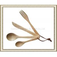 Wholesale Wooden Knife and Fork Set from china suppliers