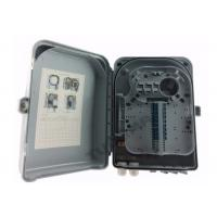 Wholesale FTTH splice cassette IP65 2pcs Or More Cable Entry Ports Pole Mounted Terminal Box from china suppliers
