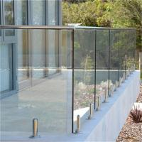 Buy cheap glass railing / stainless steel spigot / stainless steel handrail fittings from wholesalers