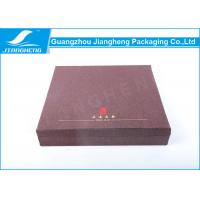 Wholesale Logo Hot Stamping Tea Gift Boxes Cardboard Paper Empty Luxury Tea Box Recycled from china suppliers