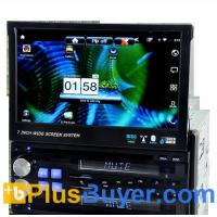 Wholesale Discover - 1 DIN Android Car DVD with 7 Inch Touchscreen, GPS, 3G, DVB-T, WiFi from china suppliers