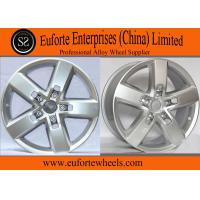 Wholesale TOUAREG Replica Car Wheel Rim 19 Inch Silver Replica Wheels For Volkswagen from china suppliers