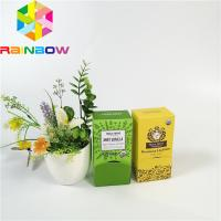 China Customized eye cream skin care packaging cosmetic box white paper vegetable oil emulsion packaging foldable display box on sale