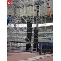 Wholesale Silver Indoor Layer Speaker Truss Towers Aluminum Support Speakers Thickness 3mm from china suppliers