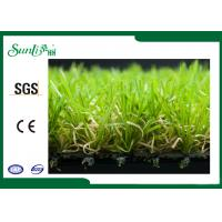 Wholesale Natural Looking Durable Outdoor Artificial Turf For Gardens Excellent Performance from china suppliers