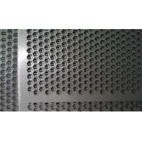 Wholesale Punching Hole Mesh Perforated Metal Screen Hexagon Hole Perforated Sheet from china suppliers