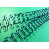 Wholesale Wear - Resisting Double Loop Wire O , 23 Loops Twin Loop Wire Binding from china suppliers