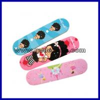 Wholesale  EVA and PS Emery Board Nail File With Cartoon Pattern Printing from china suppliers