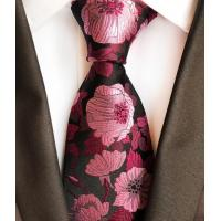 China Factory outlets 2018 new spot 100% silk woven tie silk tie. on sale