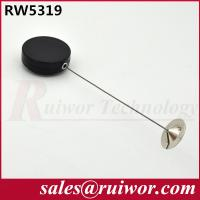 Wholesale RW5319 Retractable Steel Cable | Extension Cord Retractor from china suppliers