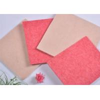 Wholesale Industrial Polyester Acoustic Panels Soundproof Boards With Pink from china suppliers