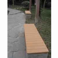 Buy cheap Decking Board with Anti-corrosion, Eco-friendly, Recycled Material, Easy to Install from wholesalers
