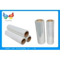 Wholesale 35Mic Vivid Design OPS Shrink Film , Shrink Wrap Tube Film 150-1000mm Width from china suppliers