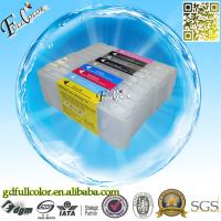 Wholesale T5961 - T5965 for Epson 9700 7700 refill ink cartridge with Auto Reset Chip from china suppliers