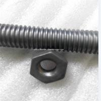 Wholesale Molybdenum screw Molybdenum bolt nut from china suppliers