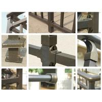 Quality Pre-Assembled Stair Handrail ISO9001 L7001 manufacturer for sale