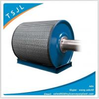 Wholesale Rubber coated ceramic pulley lagging for conveyor from china suppliers