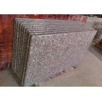 G664 Bainbrook Brown Granite Look Countertops With Rounded Corners