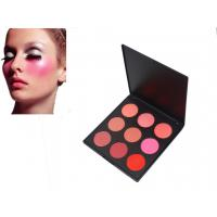 Wholesale Private Label Face Makeup Blush Mineral With 9 Highly Pigmented Shades from china suppliers