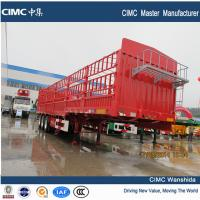 Wholesale Tri-axle cargo semi trailer from china suppliers