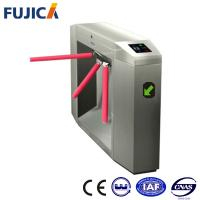 Wholesale Vertical Manual Tripod Turnstile Management System For Entrance Control from china suppliers