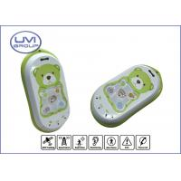 Wholesale PT301 Quad band lovely bear GSM / GPRS Plastic Cover GPS Cell Phone locator for Kids / Child from china suppliers