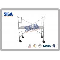 Wholesale Easy Installation Aluminium Scaffolding , Multifunction Scaffold Safe Reliable FMFSA5 from china suppliers