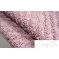 Wholesale Dry Fast Cotton Face Cloths , Face Wash Cloths Blue / Pink / Green Color from china suppliers