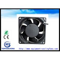 Wholesale AC Motor Industrial Ventilation Fans Brushless Compact Axial Fans 80mm X 80mm X 38mm from china suppliers