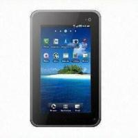 Wholesale Tablet PC with Android O/S, 1GB RAM, 1.2GHz A10 Cortex CPU, 8GB Storage from china suppliers
