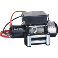 Wholesale Most popular powerful 12V 6000 lbs electric winch for off road for Jeep Wrangler from china suppliers