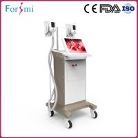 Wholesale Newest factory price 2 hands -15~5 Celsius 1800w fat freezing machine with CE FDA approved from china suppliers