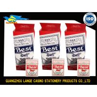 Wholesale Standard Bee Best 555 Casino Paper Playing Card For Entertainment from china suppliers