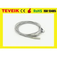 Wholesale Silver Plated Copper Gold Electrodes Eeg Cable For Eeg Machine from china suppliers