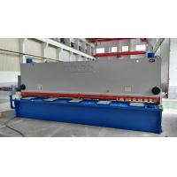 Wholesale Electric Hydraulic Guillotine Shear Cutting Raw Material With Numeric - Control System from china suppliers