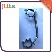 Wholesale Iron Sheet Hanging Pipe Clamps , Pipe Fastener Bracket For R588 Suporte Metalico from china suppliers