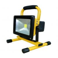 Wholesale 30W / 50W Battery Powered Floodlight , Outdoor LED Flood Light High Power from china suppliers