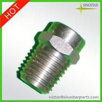 Wholesale 1/4'' Stainless Steel Spray Nozzle for High Pressure Washer from china suppliers