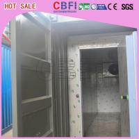 Wholesale Prefabricated Insulated Cold Storage Containers / 40 Feet Cold Room Containers from china suppliers