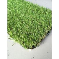 Quality Decoration Natural Garden Artificial Grass Carpet 35mm 180 Stitch / M for sale