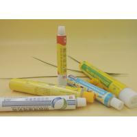 Wholesale 25g Collapsible Aluminum Squeeze Tubes ISO  CFDA Certification 120mm Length from china suppliers