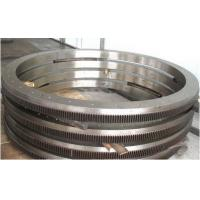 Quality Mining Machinery Big Internal Gear Ring Stainless Steel Gears 0.03mm Tolerance for sale