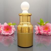Wholesale Supply free sample 20ml glass essential oil bottle with beautiful appearance from china suppliers