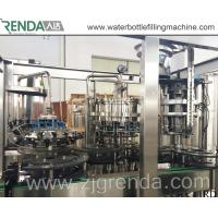 Wholesale Drink Tea Wine Beer Filling Machine Unit , POP Can Filling Equipment for Sale from china suppliers